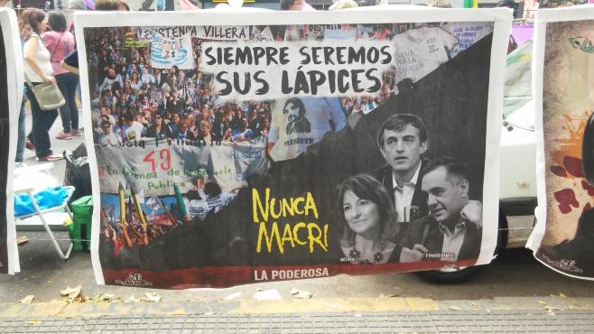 6. Nunca Macri